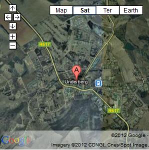 Underberg-map